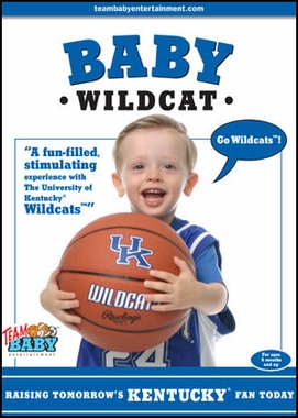 Kentucky Baby Wildcat DVD