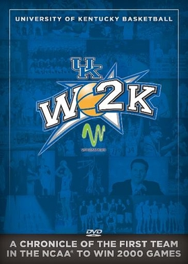Kentucky Basketball � 2,000 Wins DVD