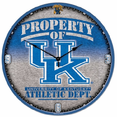Kentucky Big 18 Inch Hi Definition Clock