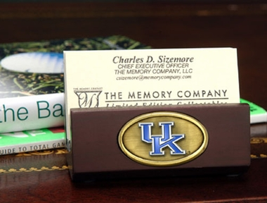 Kentucky Business Card Holder