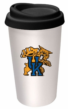 Kentucky Ceramic Travel Cup