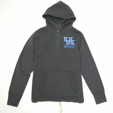Kentucky Charcoal Velocity Hooded Sweatshirt