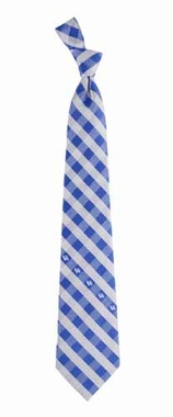 Kentucky Check Poly Necktie