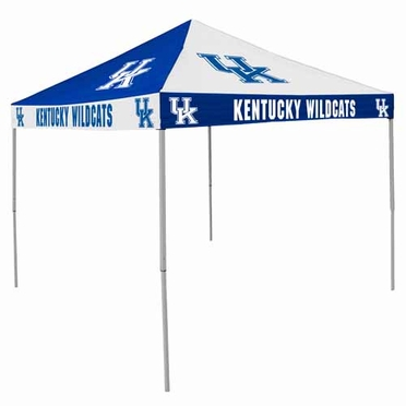 Kentucky Checkerboard Tailgate Tent