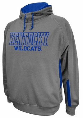 Kentucky Cover 2 Charcoal Fleece Hooded Sweatshirt