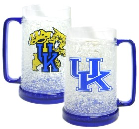 Kentucky Wildcats Crystal Freezer Mug