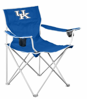 Kentucky Deluxe Adult Folding Logo Chair