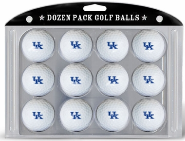 Kentucky Dozen Golf Balls