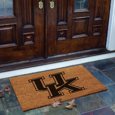 Kentucky Flocked Coir Doormat