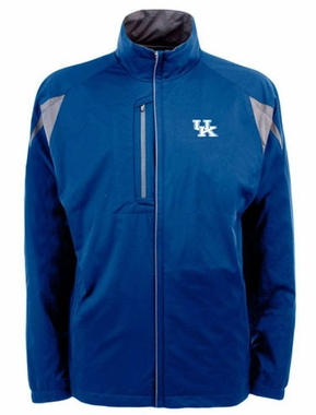 Kentucky Mens Highland Water Resistant Jacket (Team Color: Royal)