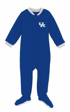 Kentucky Infant Footed Sleeper Pajamas