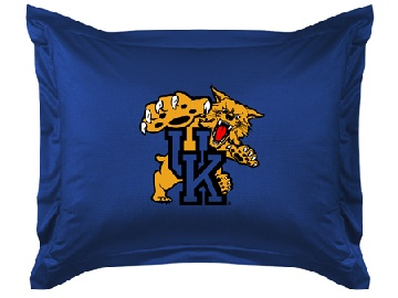 Kentucky Jersey Material Pillow Sham