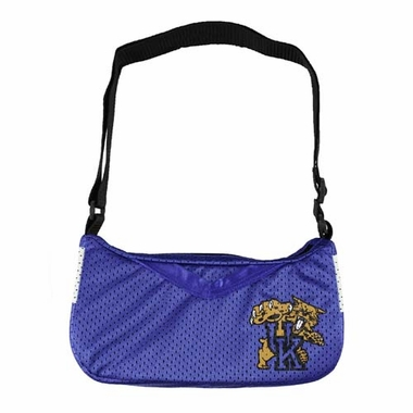 Kentucky Jersey Material Purse