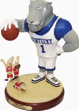 Kentucky Keepaway Rivalry Statue