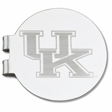 Kentucky Laser Engraved Money Clip
