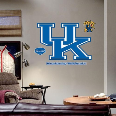Kentucky Logo Fathead Wall Graphic