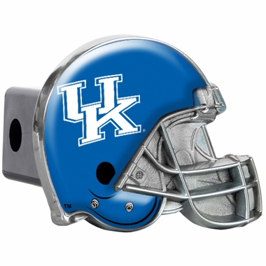 Kentucky Metal Helmet Trailer Hitch Cover