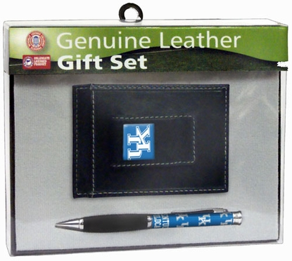 Kentucky Money Clip and Pen Set