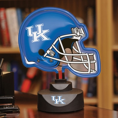 Kentucky Neon Display Helmet