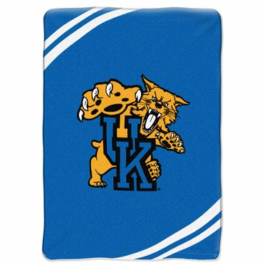 Kentucky Oversize Plush Blanket