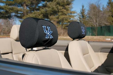 Kentucky Set of 2 Headrest Covers (F)