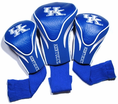 Kentucky Set of Three Contour Headcovers