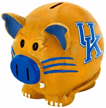 Kentucky Wildcats Piggy Bank - Thematic Small