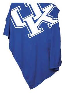 Kentucky Sweatshirt Blanket