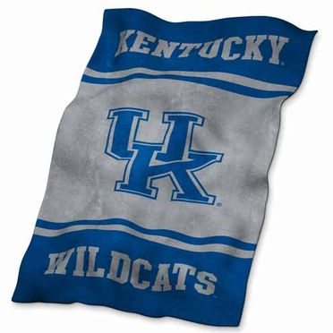 Kentucky UltraSoft Blanket