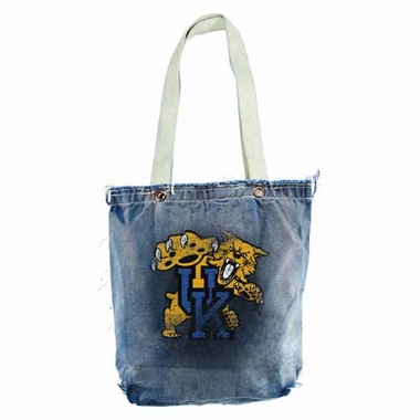 Kentucky Vintage Shopper (Denim)