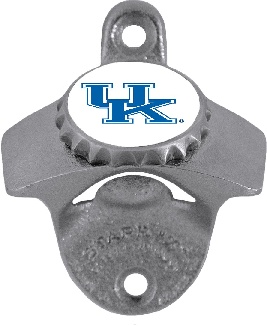 Kentucky Wall Mount Bottle Opener