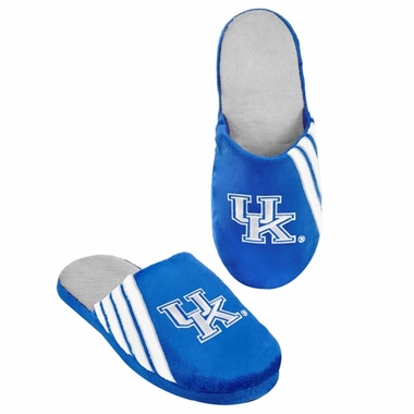 Kentucky Wildcats 2012 Team Stripe Logo Slippers