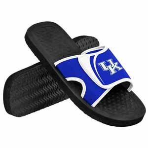 Kentucky Wildcats 2013 Shower Slide Flip Flop Sandals - X-Large