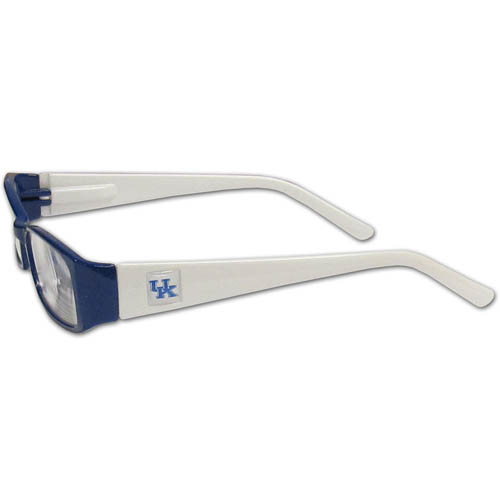 kentucky wildcats reading glasses 2 00 f