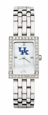 Kentucky Women's Steel Band Allure Watch