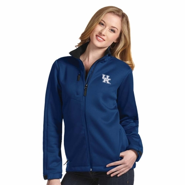 Kentucky Womens Traverse Jacket (Color: Royal) - Large