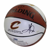 Cleveland Cavaliers Autographed