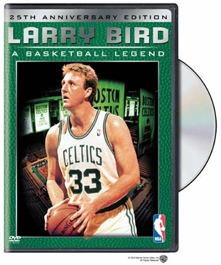 Larry Bird: A Basketball Legend: 25th Anniversary Collector's Edition DVD