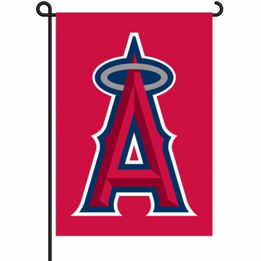 Los Angeles Angels 11x15 Garden Flag
