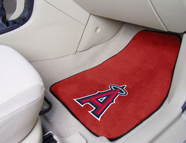 Los Angeles Angels 2 Piece Car Mats