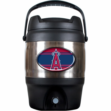 Los Angeles Angels 3 Gallon Stainless Steel Jug