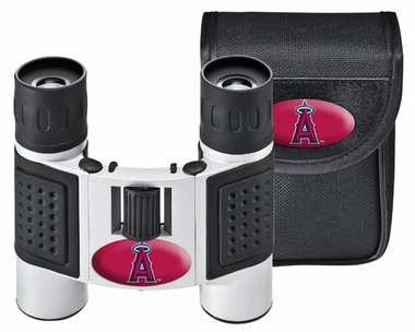 Los Angeles Angels Binoculars and Case