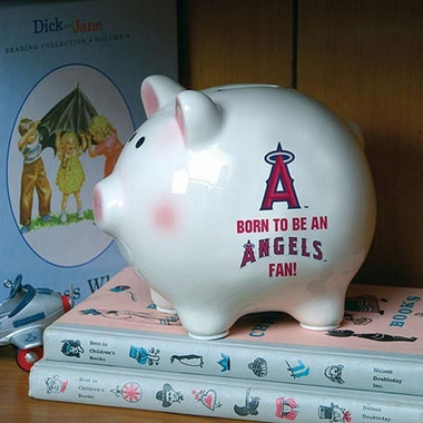 Los Angeles Angels (Born to Be) Piggy Bank
