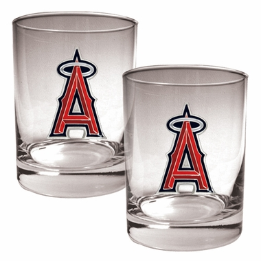 Los Angeles Angels Double Rocks Set