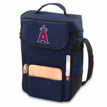 Los Angeles Angels Duet Compact Picnic Tote (Navy)