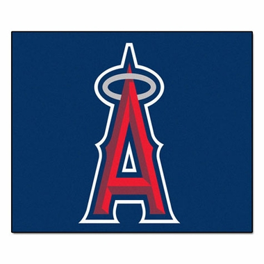 Los Angeles Angels Economy 5 Foot x 6 Foot Mat