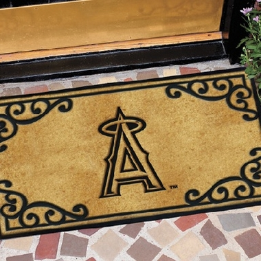 Los Angeles Angels Exterior Door Mat