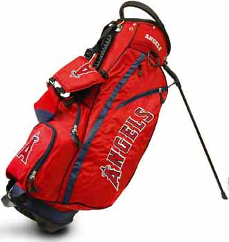 Los Angeles Angels Fairway Stand Bag