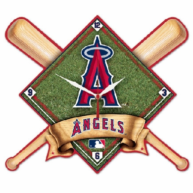 Los Angeles Angels High Definition Wall Clock
