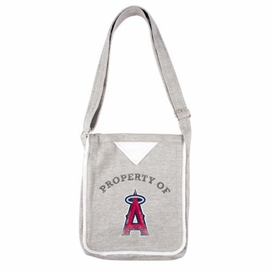 Los Angeles Angels Hoodie Crossbody Bag